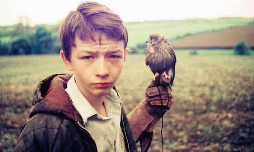Our culture was the one celebrated in Ken Loach movies … scene from the film Kes.