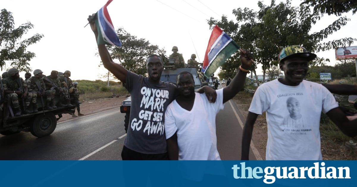 Exiled former president Yahya Jammeh 'stole $11.4m' from the Gambia
