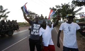Life is returning to normal on the streets of Banjul with the departure of ex-president Yahya Jammeh.
