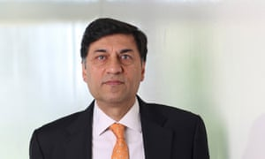 Reckitt Benckiser chief Rakesh Kapoor will be paid £14m for 2016, down from £23m in 2015.