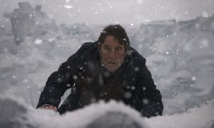 The Terror review – menacing Arctic horror series gives a lasting
