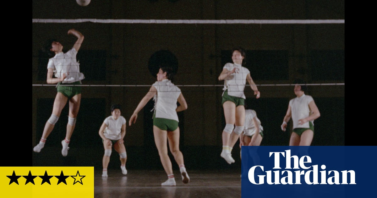 The Witches of the Orient review – very strange but true sports history