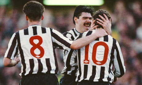 The best debut in English football? Micky Quinn's four-goal start for Newcastle