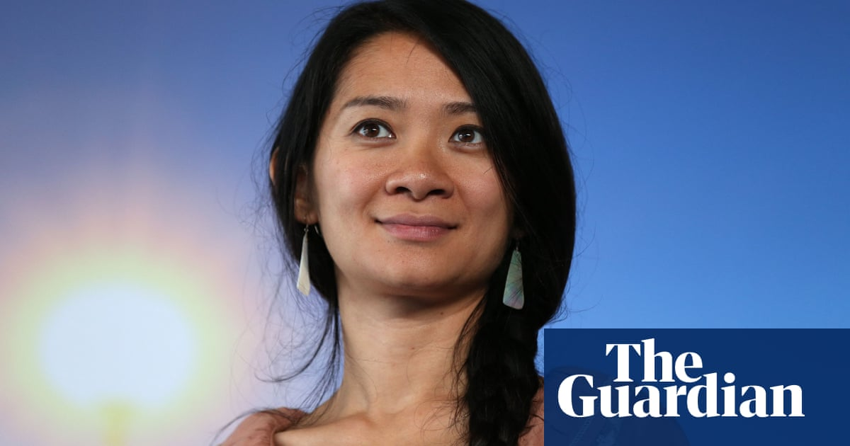 'I've always been an outsider': Chloé Zhao's roundabout route to the Oscars red carpet