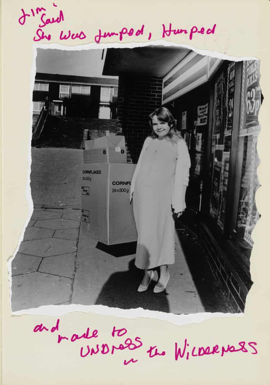 Retrospecting Sandy Hill: Jim said she was jumped, humped and made to undress in the wilderness.