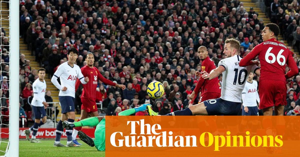 First v second, Klopp v Mourinho – but Liverpool v Spurs has potential for more   Barney Ronay