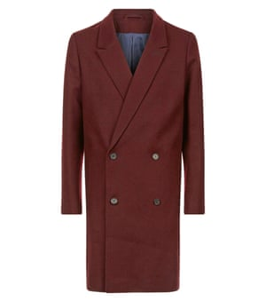 High street: the best men's outerwear – in pictures