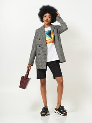 1f881c05 Sol wears blazer, £258, allsaints.com. Earrings, £90,