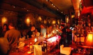Swift Hibernian Lounge, New York