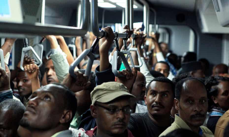 train carriage Ethiopia