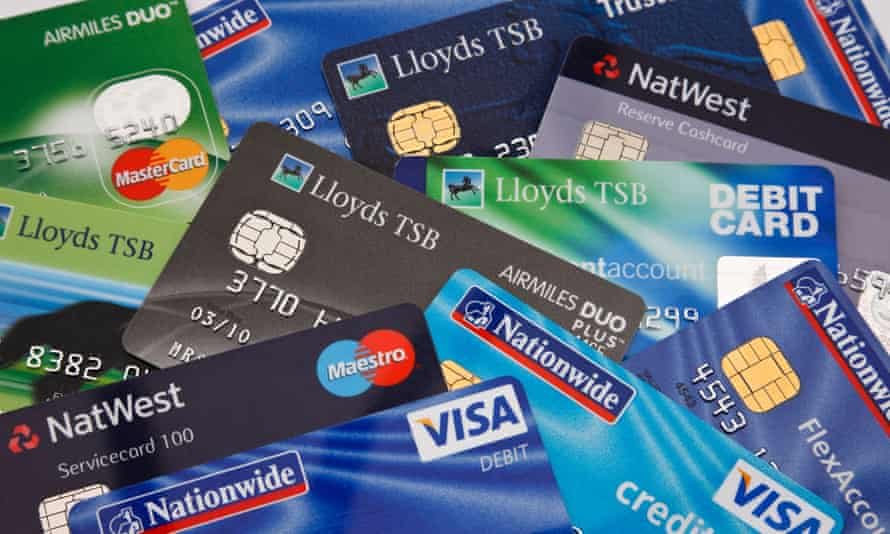 The FCA has highlighted products in the past that take advantage of people's behavioural biases, such as a tendency among some to over-borrow and under-pay on credit cards.
