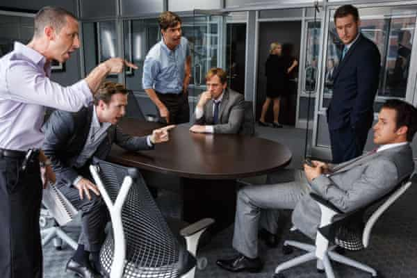 How historically accurate is The Big Short? | The Big Short | The Guardian