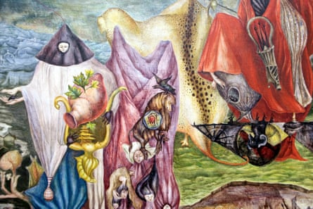 Carrington's painting Chiki Ton Pays.