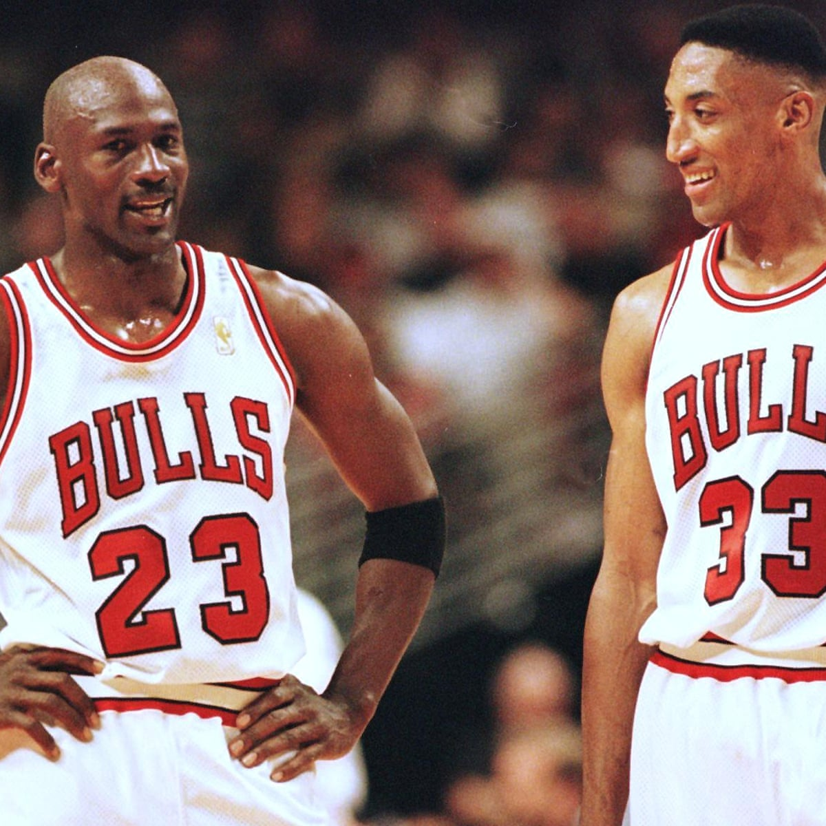 soltar Dato Subir  Michael Jordan says he would have returned to play for Chicago Bulls |  Michael Jordan | The Guardian