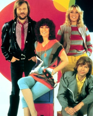 Abba in colour