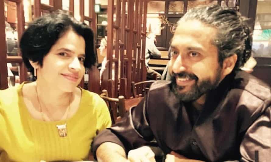 Mythily Rallapalli and Prakash Shankar