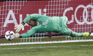 Zack Steffen has won plaudits for his career with Columbus Crew.