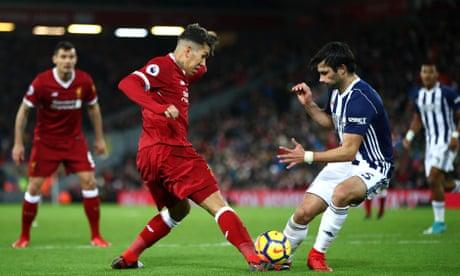 Jürgen Klopp brings back Liverpool top brass but West Brom result stays same