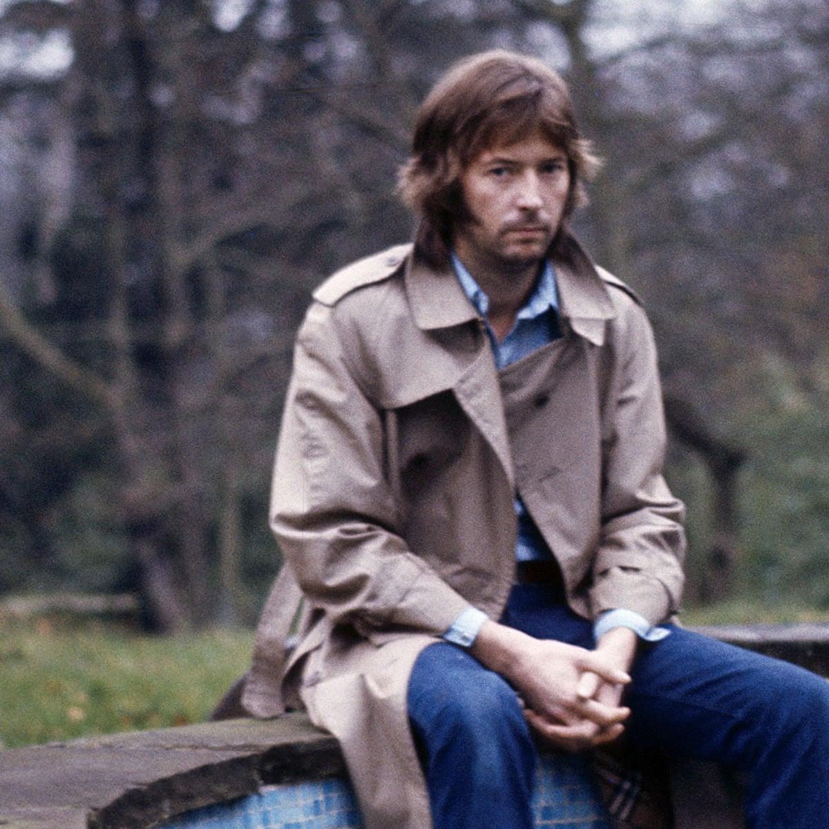 Slowhand The Life And Music Of Eric Clapton Review The Sinner Not The Songs Books The Guardian