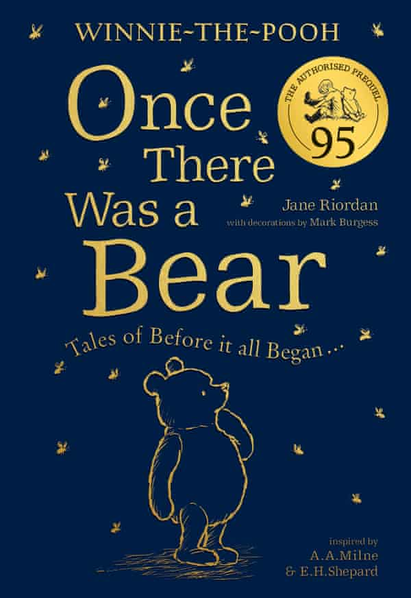 Once There Was a Bear by Jane Riordan and Mark Burgess