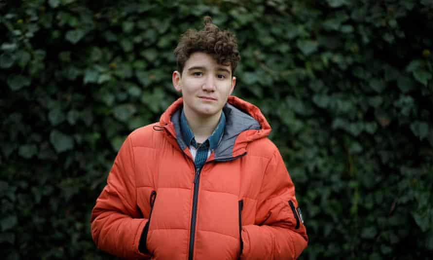 Joe Brindle started the UK Student Climate Network's campaign to make climate change a bigger part of the education system.