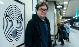 The British artist Mark Wallinger is exhibiting at Hauser & Wirth, London, until 7 May