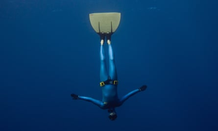 Freediving in El Hierro from Much Better Adventures