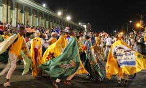 Carnival in Santiago de Cuba, Cuba