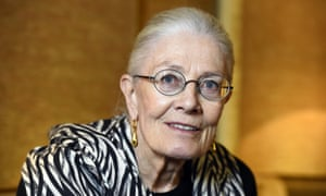 Vanessa Redgrave has found a new and unlikely hero in Angela Merkel.