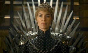 Game of Thrones: big characters back with a smaller helping.