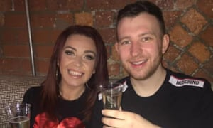 Layton Roche and his fiancee Natalie Wells were due to fly out to Kos for their wedding the morning that Thomas Cook collapsed.