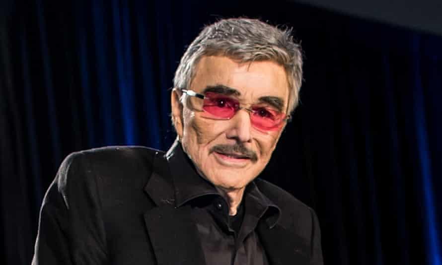 Photograph of Burt Reynolds
