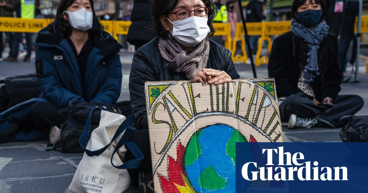 Global citizens' assembly planned to address climate crisis | Environment | The Guardian