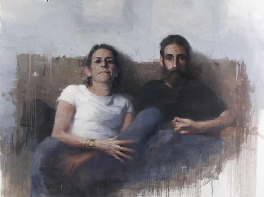 'My Mother and My Brother on a Sunday Evening' by Borja Buces Renard.