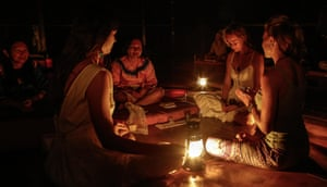 ayahuasca group