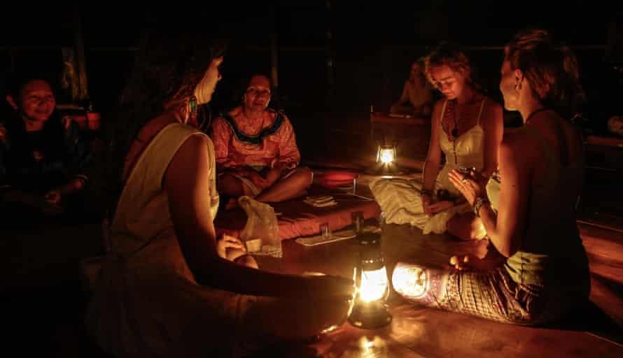 ayahuasca group