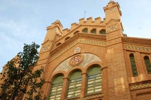 Mercat de Sants, Barcelona.