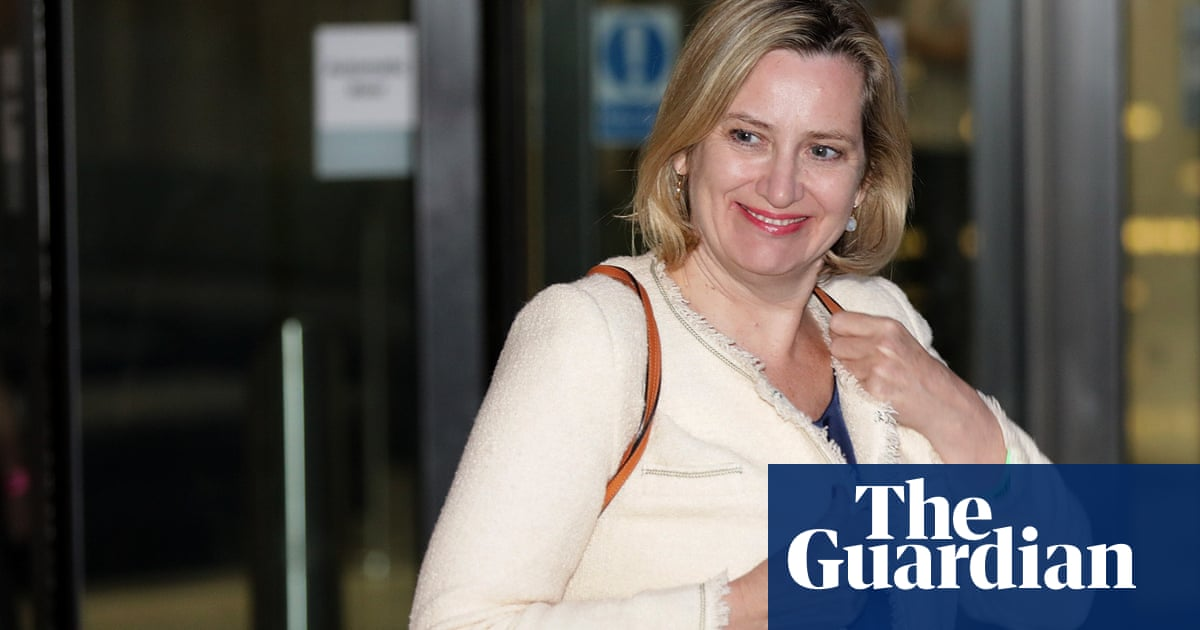 Tory leadership: Rudd asks Johnson to quash talk of Gove revenge
