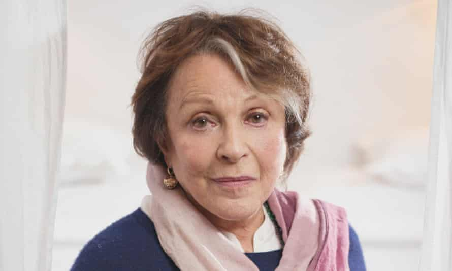Claire Bloom, photographed in 2016.