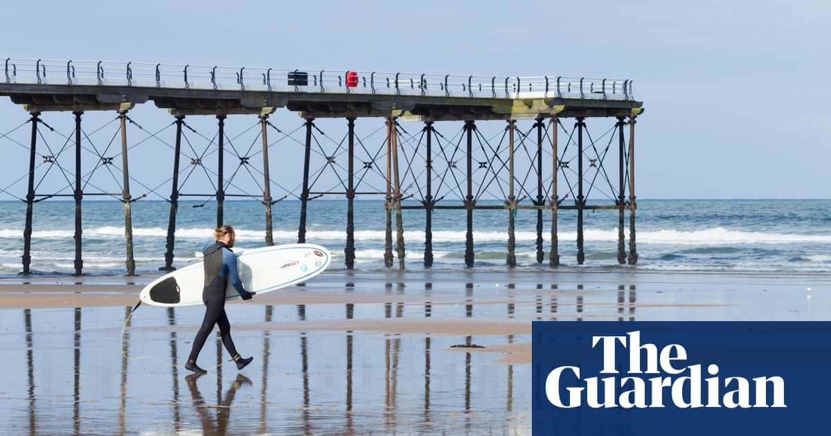 10 of the UK's best surfing and boarding beaches, chosen by readers