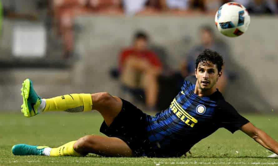 Hull City appear to have made an eye-catching acquisition in signing Andrea Ranocchia on loan from Internazionale.