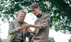 Toby Jones, left, and Mackenzie Crook in Detectorists.