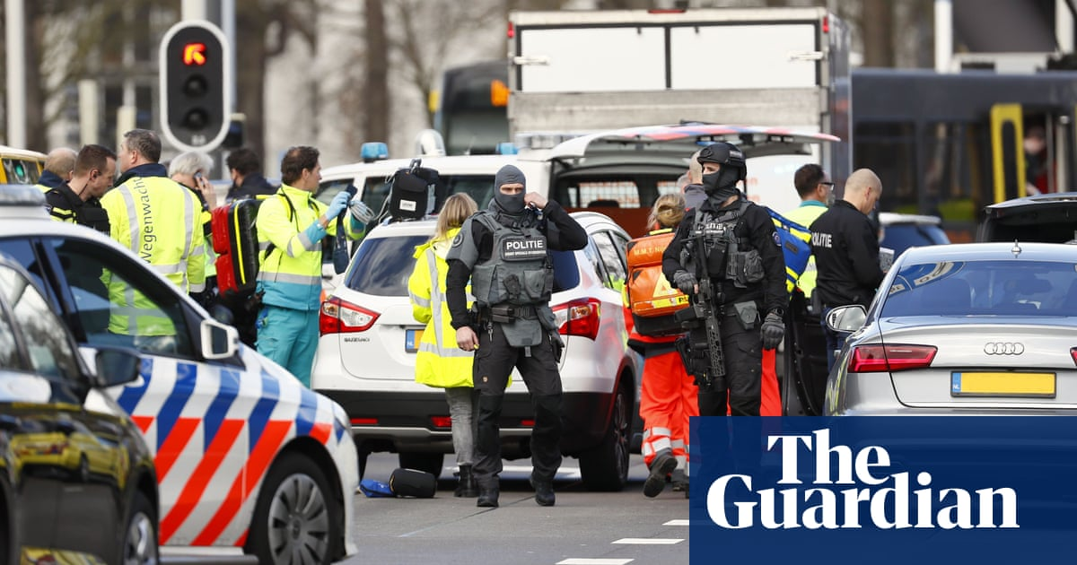 Utrecht Tram Shooting Suspect Arrested After Three Killed World