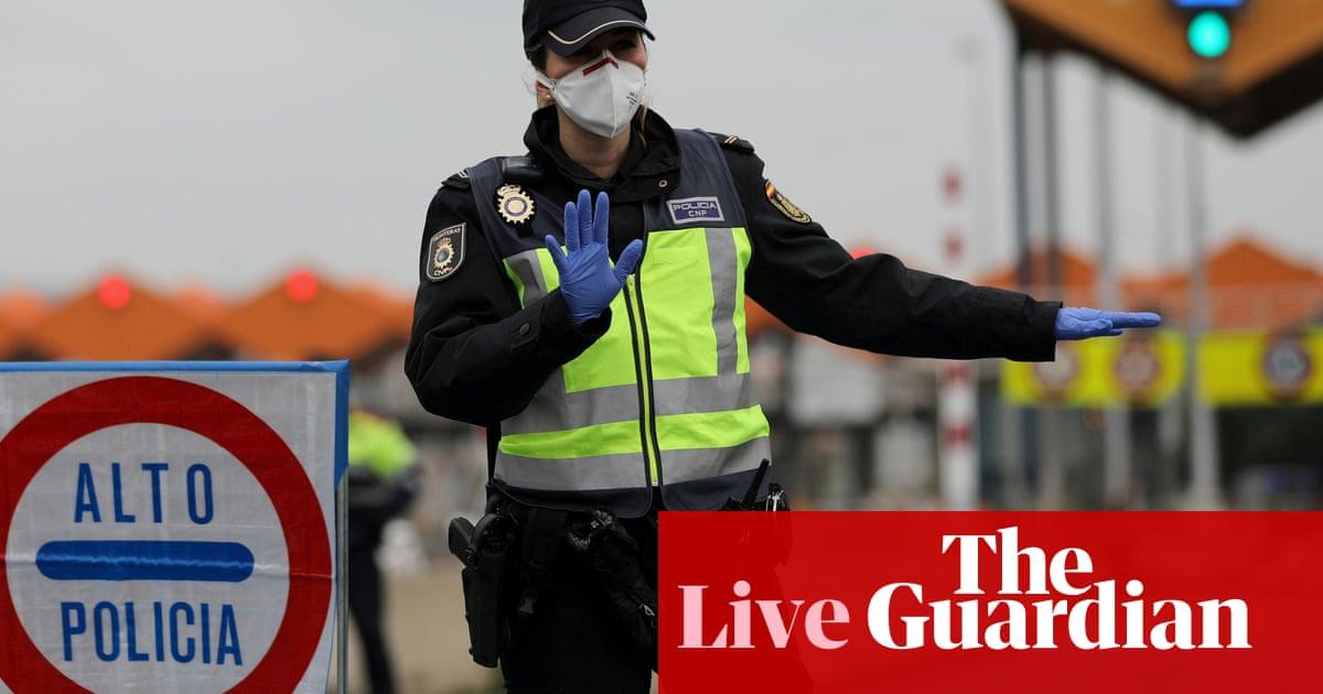 Coronavirus live news: Spain set to open borders to most countries in EU's Schengen area – The Guardian