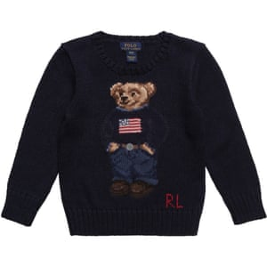 Polo Bear sweater.