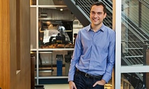 Nathan Blecharczyk, co-founder and CTO, Airbnb