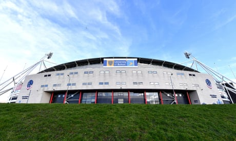 Bolton will start next season in League One with a 12-point deduction