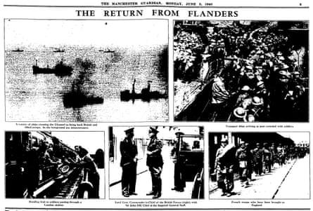 Manchester Guardian, 3 June 1940.