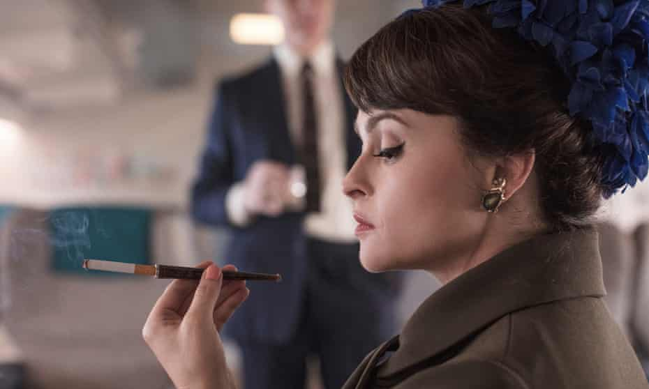 'Get the smoking right,' Princess Margaret allegedly said.
