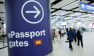 The paper proposes introducing a system of temporary biometric residence permits for all EU nationals coming into the UK.